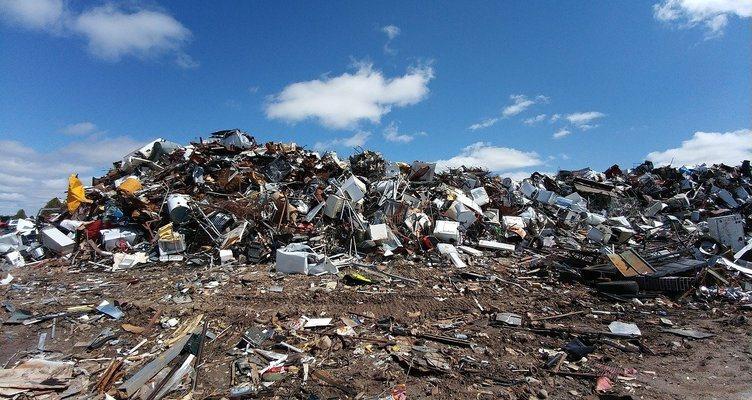 Събиране на строителен отпадък